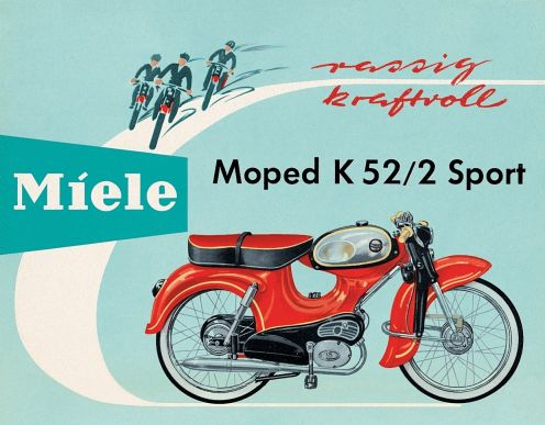 Miele Moped K52/2 Sport
